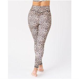 ZYIA Brilliant Scrunchy What Leopard Leggings